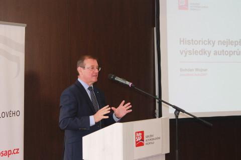 Bohdan Wojnar, TK Autosap 2018