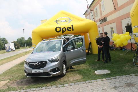 Opel  Combo Ladronka